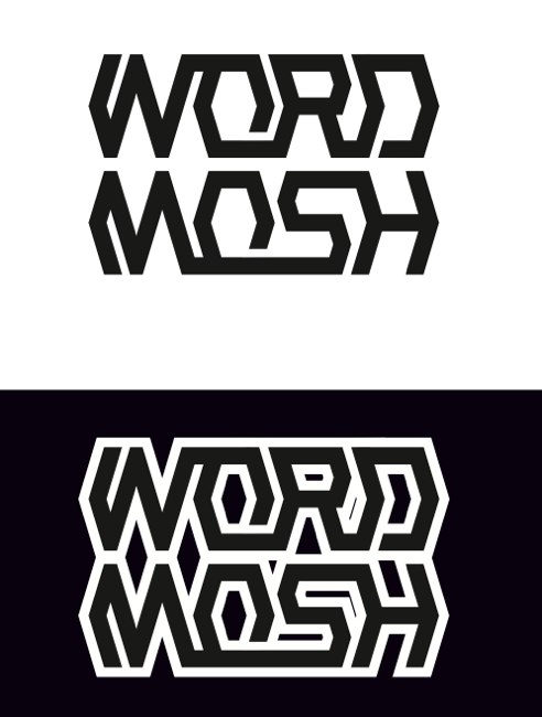 WORDMOSH [ロゴ]