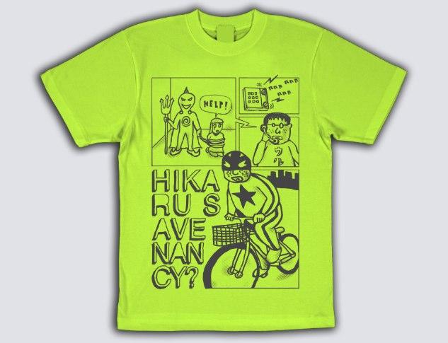 アナログ輝[Tシャツ / 2011]